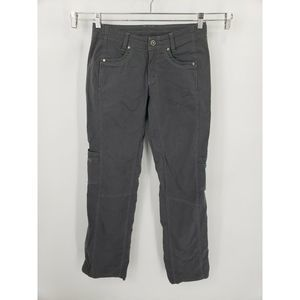 Kuh Free Range Straight Pants Size 6L Long Gray